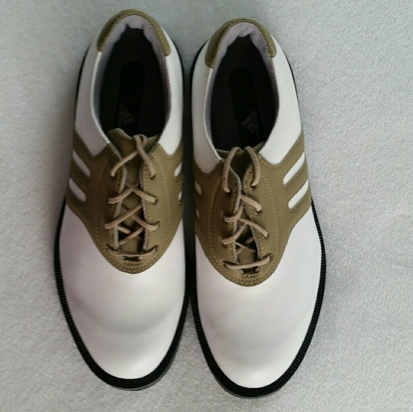 Nwot Womens Adidas Z Traxion Golf Shoes